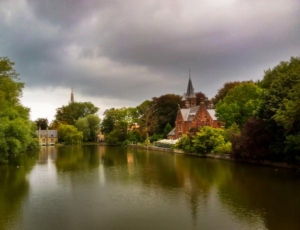 Peaceful Bruges