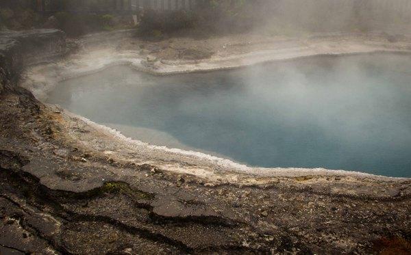 Rotorua Hot Water Pool