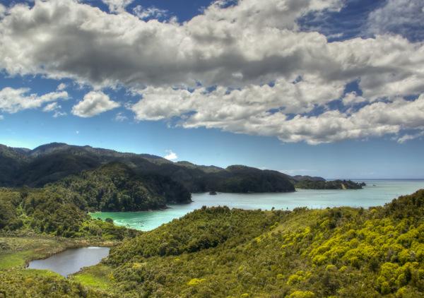 Abel Tasman, A Hiking Paradise
