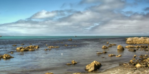 Kaikoura Seashore