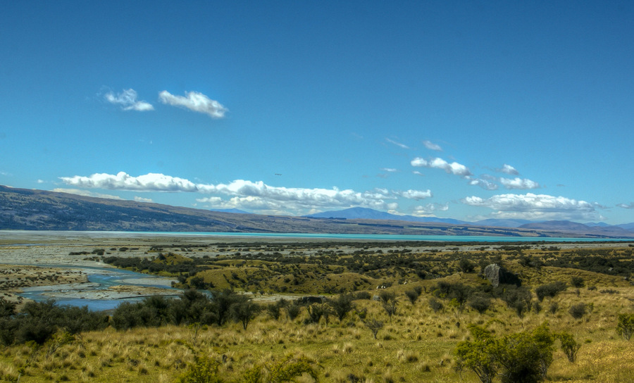 New Zealand, Lake Pukaki
