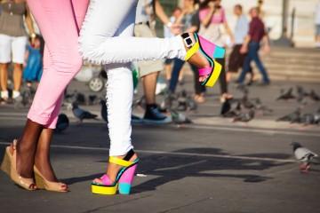 Milan Trend-Spotting