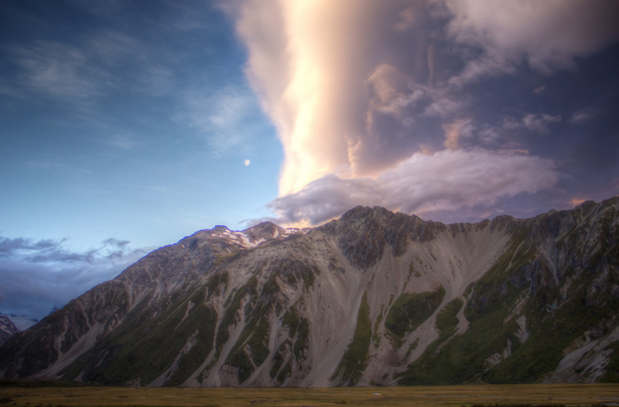 Sunset-in-Mount-Cook-National-Park11