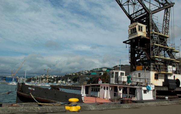Wellington Industrial Boats