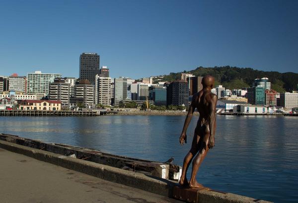 Windy Wellington Waterfront