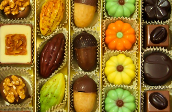 Belgian Chocolate Box
