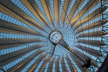 Berlin Potsdamer Platz Sony Center