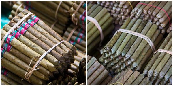 Hand-Made Cigars
