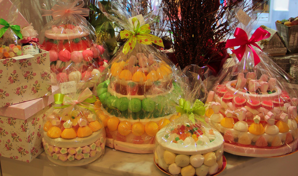 Candies and Cakes