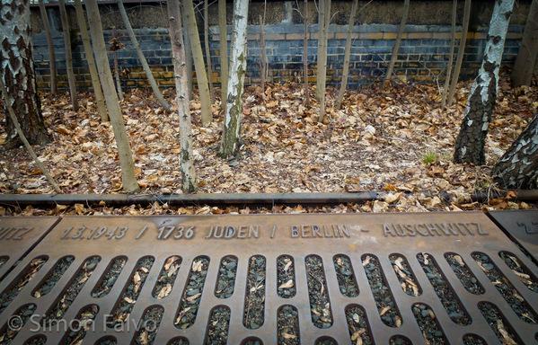 Berlin Gleis 17 Memorial