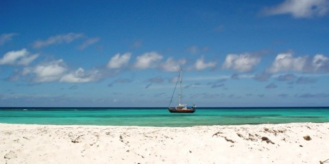 Los Roques White Sand