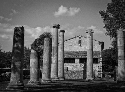 Sepino Basilica