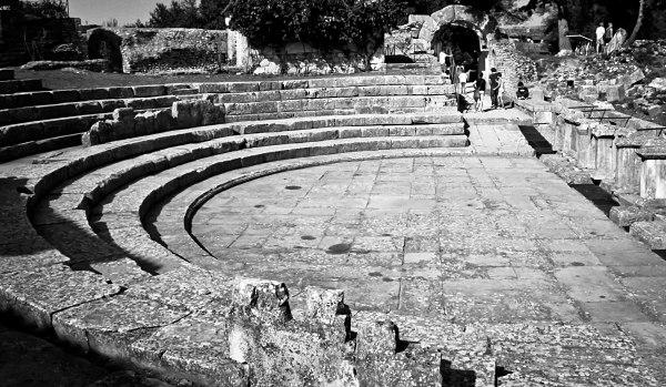 Sepino Roman Theatre
