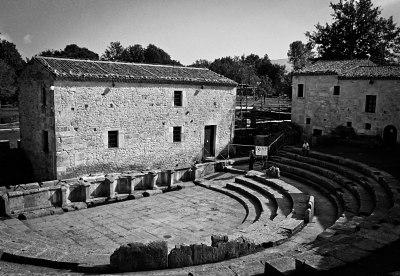 Sepino Theater