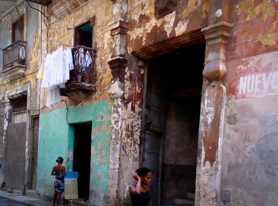 Cuba, La Havana Street Life