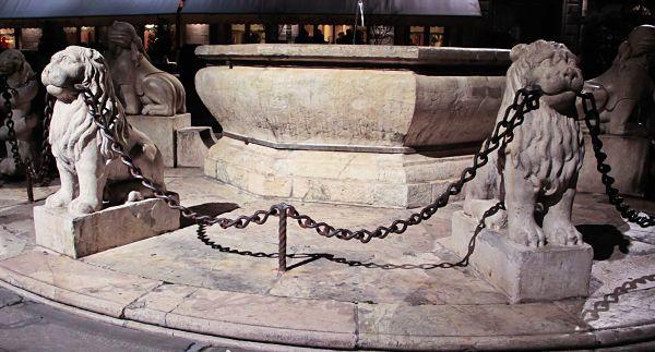 Bergamo Alta, Fontana Contarini