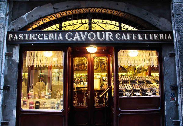 Bergamo Pasticceria Cavour