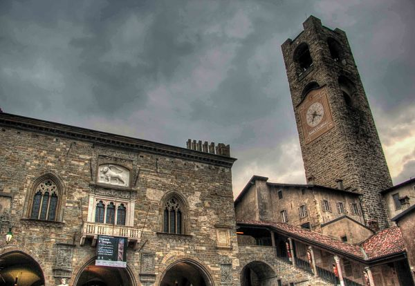 Bergamo Alta, Piazza Vecchia