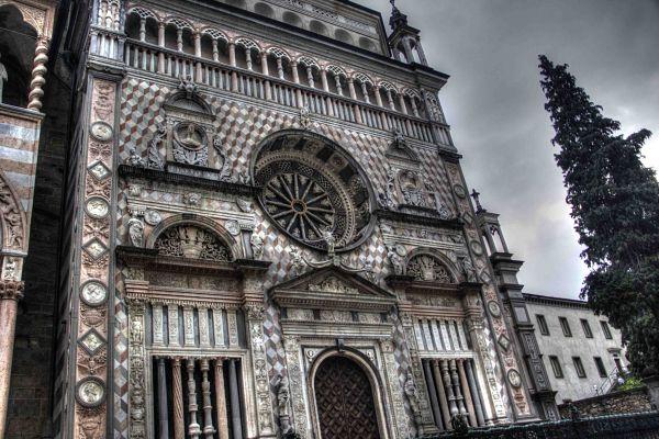 Bergamo Santa Maria Maggiore Basilica