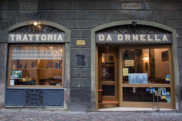 Bergamo Trattoria Ornella