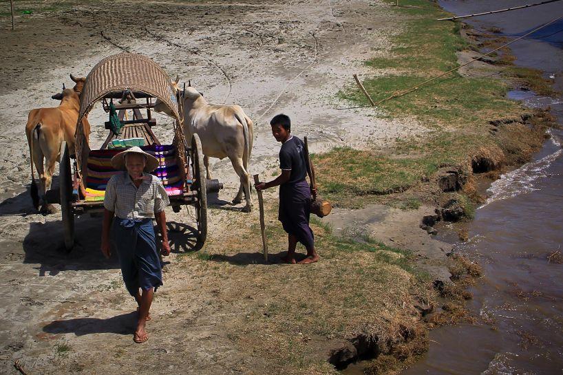 Life in Burma