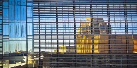 Architecture Reflections in Johannesburg