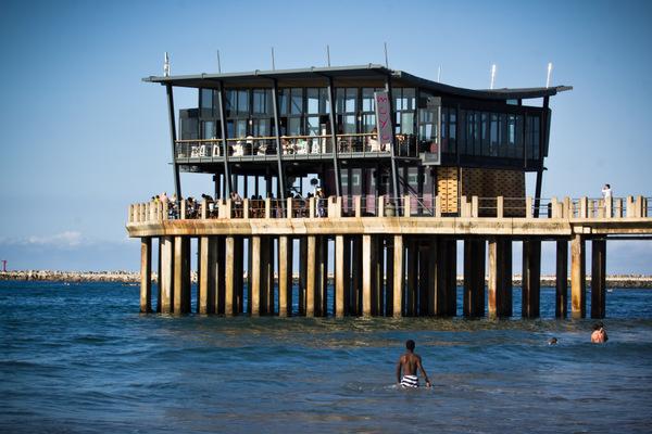 Durban uShaka Pier