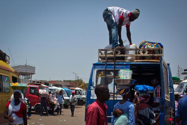 Gambia Market Life