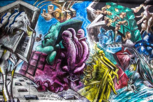 Berlin East Side Gallery, Untitled