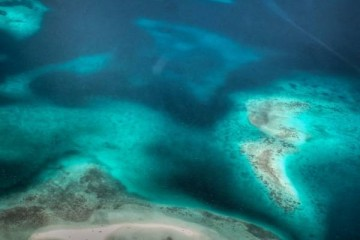 Los Roques from Above