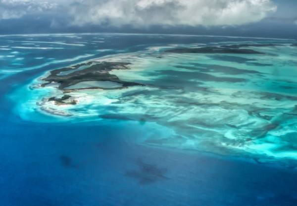 Los Roques, Aerial View