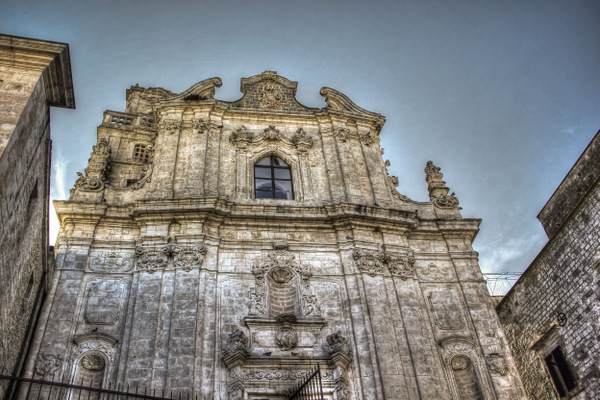 Ostuni Church of San Vito Martire