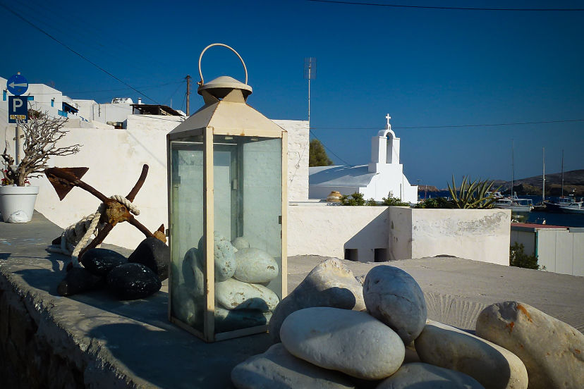 The Simple Charm of Folegandros