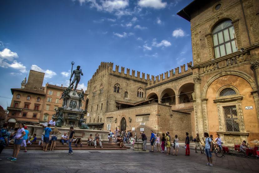 Bologna, The Perfect Harmony of Piazza del Nettuno