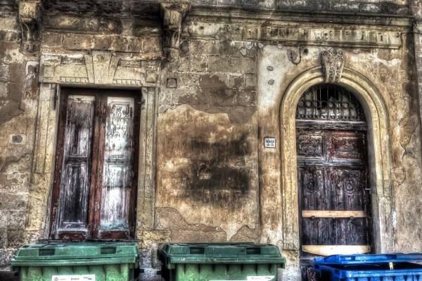 Brindisi Old Houses