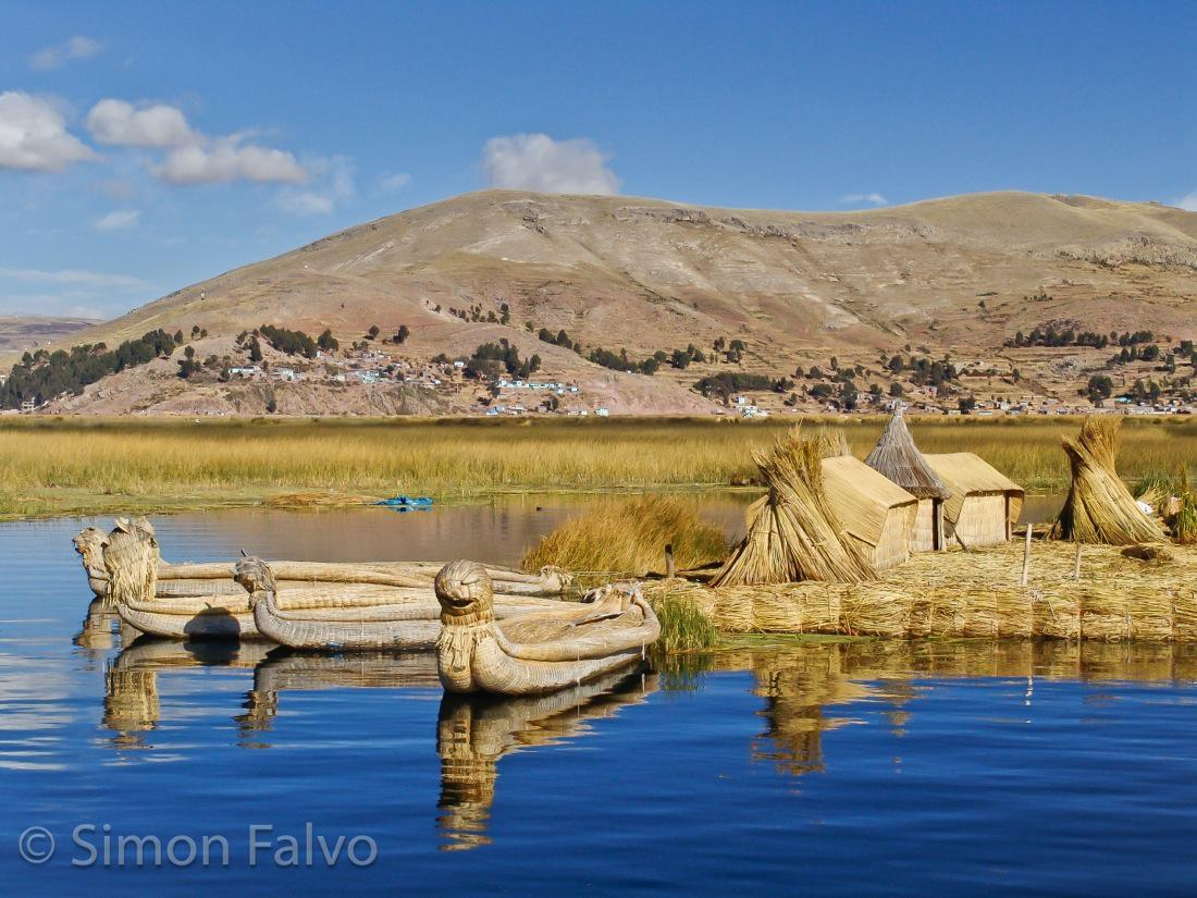 Peru, Lake Titicaca
