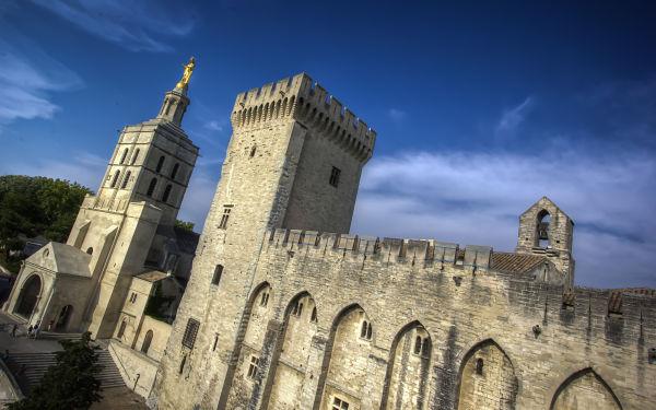 Avignon Palais des Papes Gothic Masterpiece