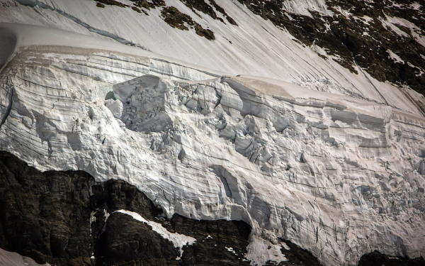 Jungfraujoch, Ice Perfection