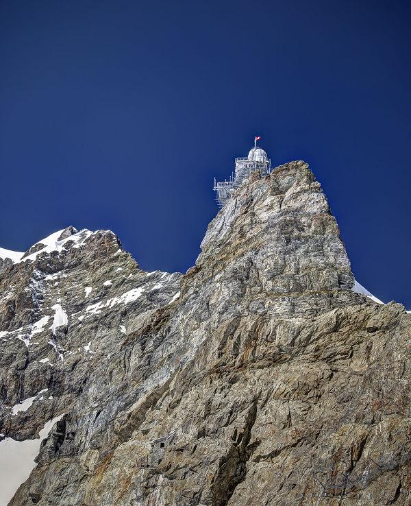 Jungfraujoch, Sphinx Observatory
