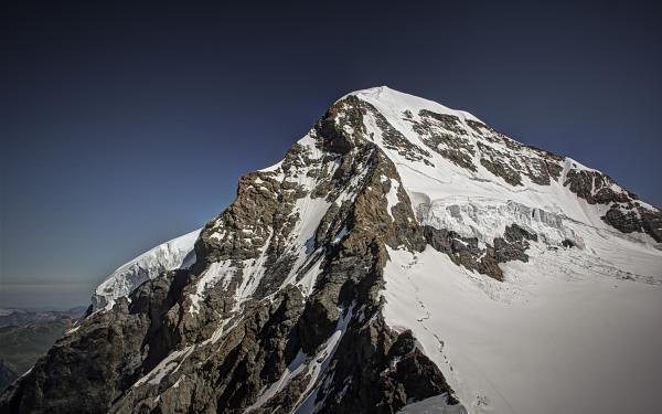 Jungfraujoch, Mountain Peak
