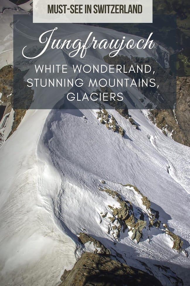 Jungfraujoch-Pinterest