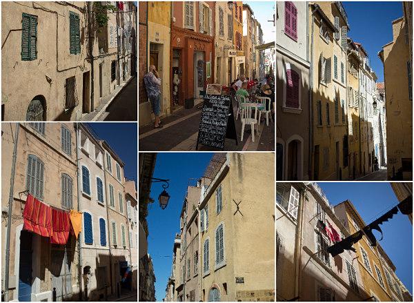 Marseille Old Town Alleys