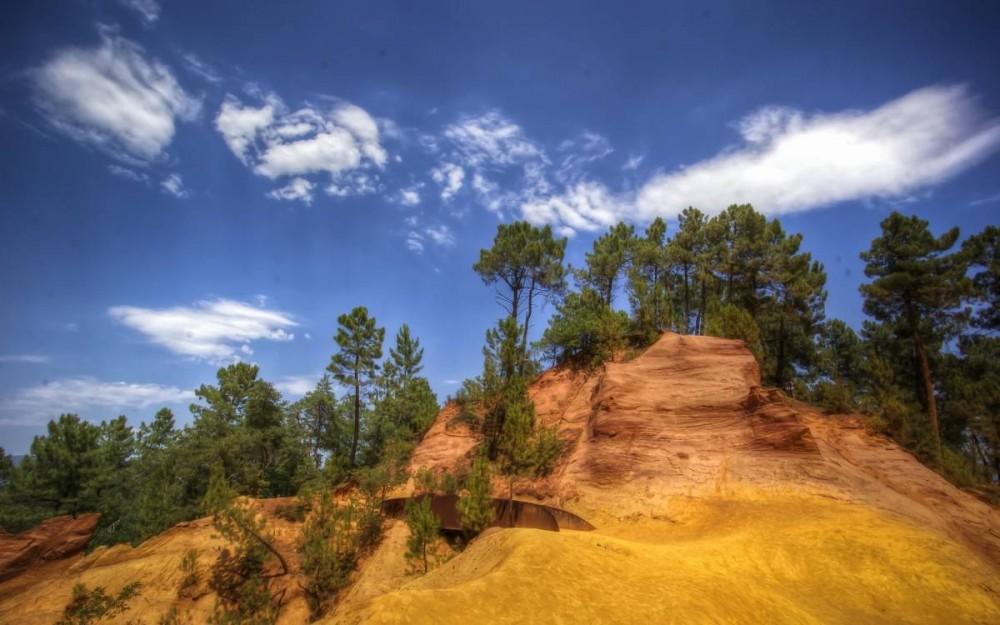 Roussillon Provence Colorado