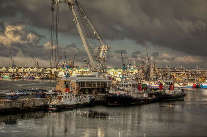 Cape Town Waterfront, Boats
