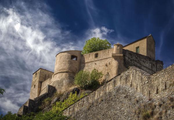 Corsica, Corte Citadel