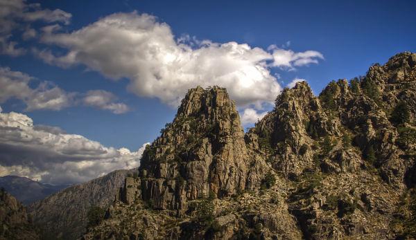 Corsica Valle Restonica