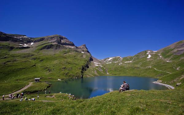 Grindelwald, Enchanting Bachalpsee