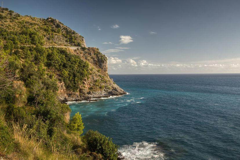 Maratea Coastline