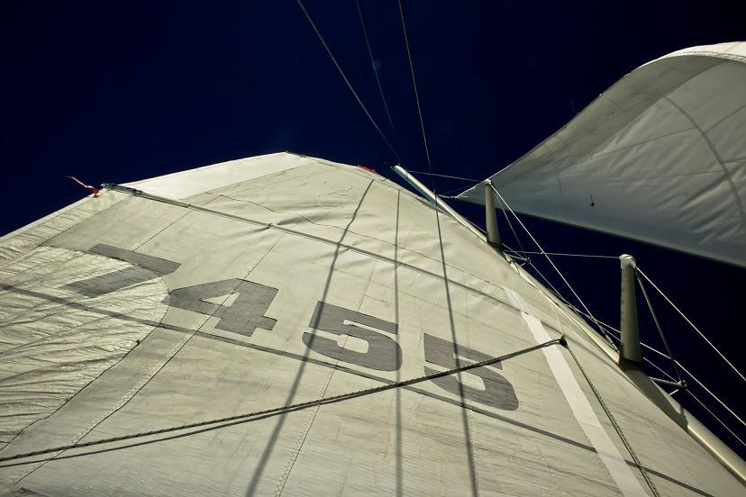 New Zealand, Setting Sails at Abel Tasman NP