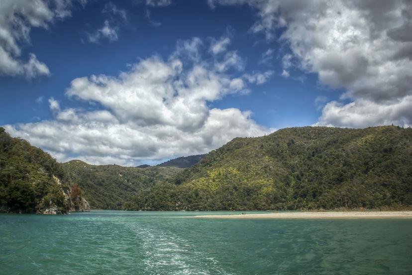 New Zealand, Abel Tasman NP